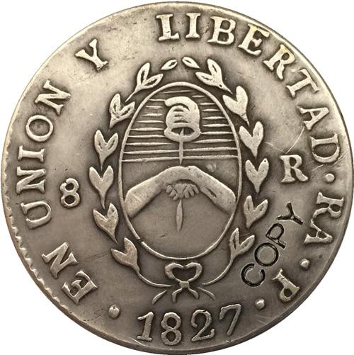 Argentina  9 COINS COPY COINS
