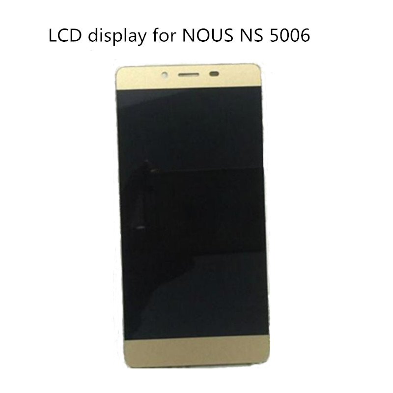 5INCH 100% test ok For <font><b>NOUS</b></font> <font><b>NS5006</b></font> Touch Screen Panel Digitizer Replacement for <font><b>NOUS</b></font> NS 5006 image