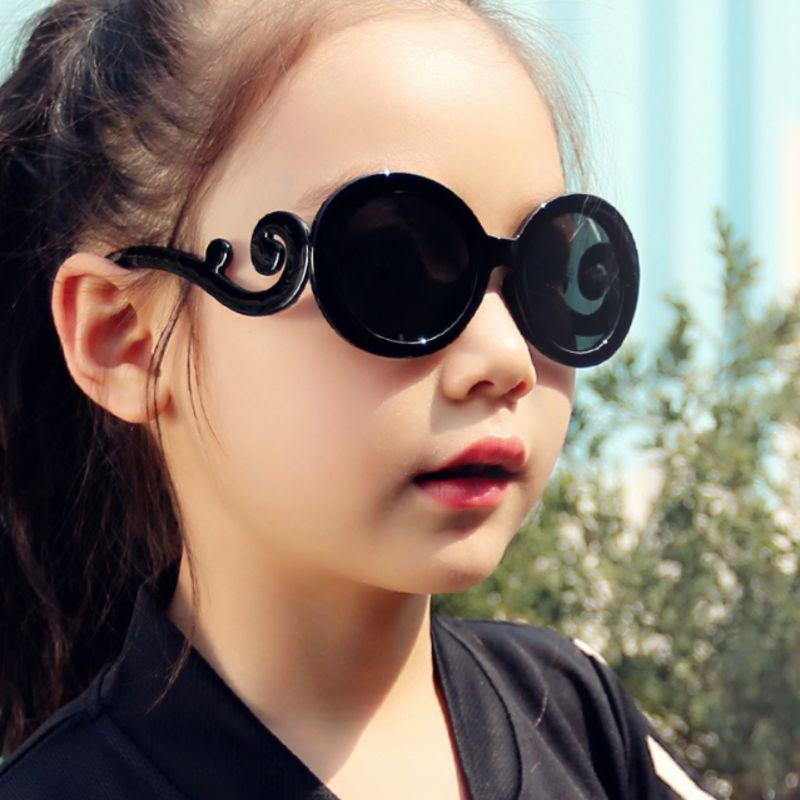 Children Sunglasses Cute  Radiation Protection Sunglasses UV400 Silicone Sport Sun Glasses For Baby Girls Boys Glasses Oculos