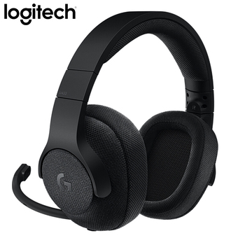 Logitech G433 SURROUND GAMING HEADSET 7.1 3D POSITIONAL AUDIO Surround for All Gamer Wired Headsets with MIC for PC PS4 Xbox VR 1
