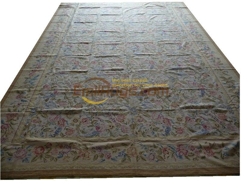Europe Woolwork Carpet Wool Carpet Bedroom Manual Wool Carpet Carpet European Luxurious New Zealand Wool .np001a