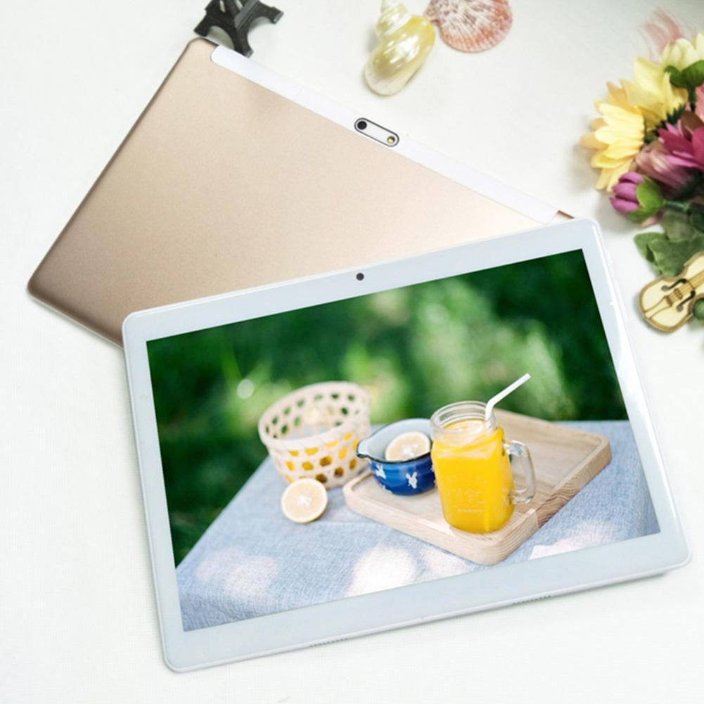 10inch 6+64G Quad Core WiFi Dual SIM Camera Bluetooth Tablet PC For Android OS