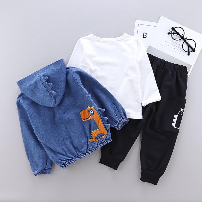 Купить детская одежда для мальчиков и девочек весна осень мультяшная