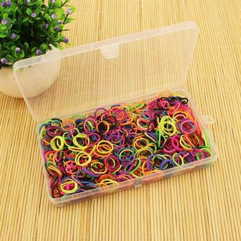 Practical Toolbox Plastic Container Box for Tools Case Screw Sewing PP Boxes Transparent Component Screw Jewelry Storage Box image