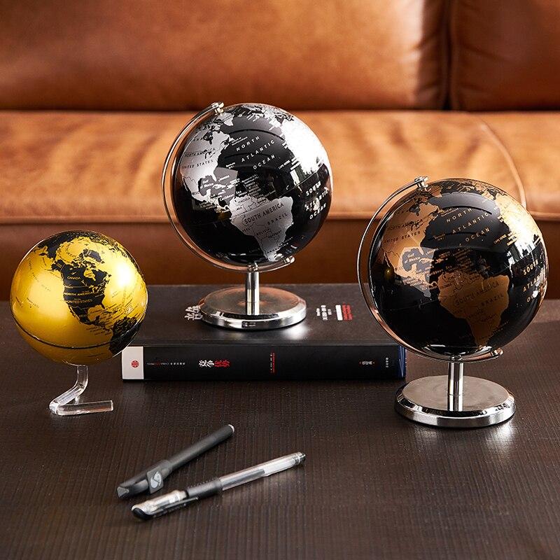 Retro world globe 3