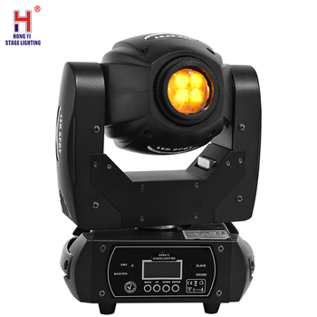 Spot Light DMX controller lamp 60W gobo moving head lights super bright LED DJ Apparatuur