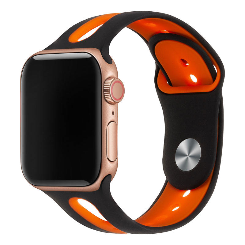 Watch Band For Apple Watch Band 42mm 38mm 44mm 40mm Strap Silicone Iwatch Bands For Apple Watch Series4/3/2/1 81003