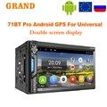 Автомагнитола GRAND 71BT Pro, универсальная мультимедийная система на Android, с GPS, 7