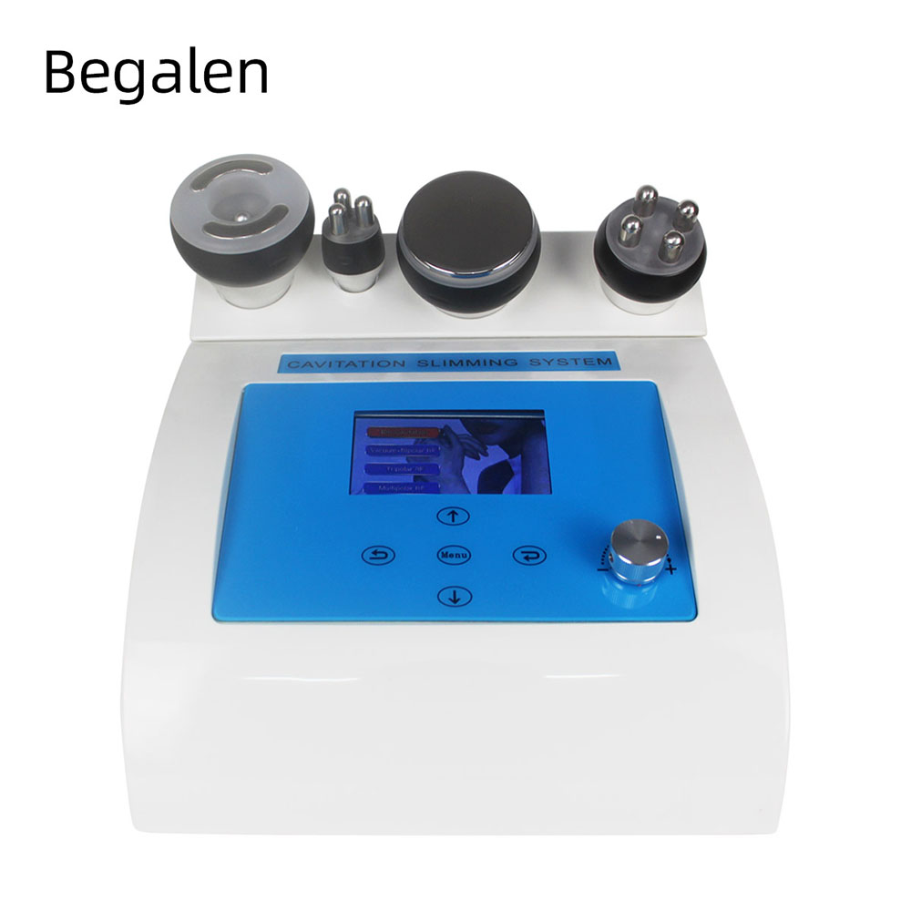 40K Cavitation Ultrasonic Machine Weight Loss RF Fat Bunner Skin Lift Tighten Anti-wrinkle Body Slimming Massager Anti Cellulite