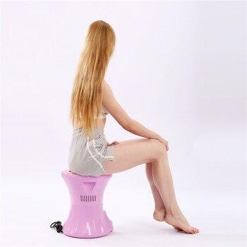Portátil yoni vagina mini vapor fumigação iinstrument desintoxicação vaginal vapor ginecológica médica portátil spa vaginal