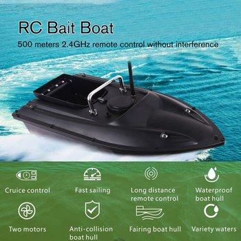 D13 Smart RC łódź rybacka podwójny silnik lokalizator ryb statek łódź pilot 500m łódź rybacka s łódź motorowa narzędzie połowowe zabawki tanie i dobre opinie SMRC CN (pochodzenie) Z tworzywa sztucznego 8 lat Ready-to-go about 2-24 hours Electric Pilot zdalnego sterowania 400-500 meters
