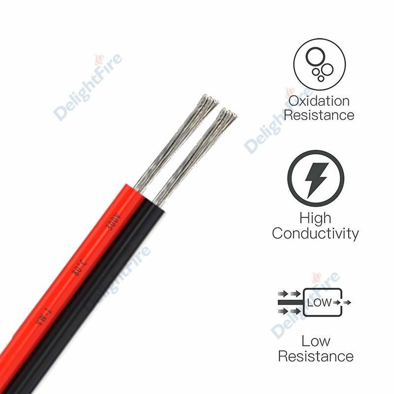fio elétrico para alto-falantes transformador cb rádios eletrônicos