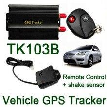 TK103B мини автомобиль gps трекер SMS GSM GPRS автомобиль онлайн система слежения монитор дистанционное управление сигнализация для мото локатор устройства