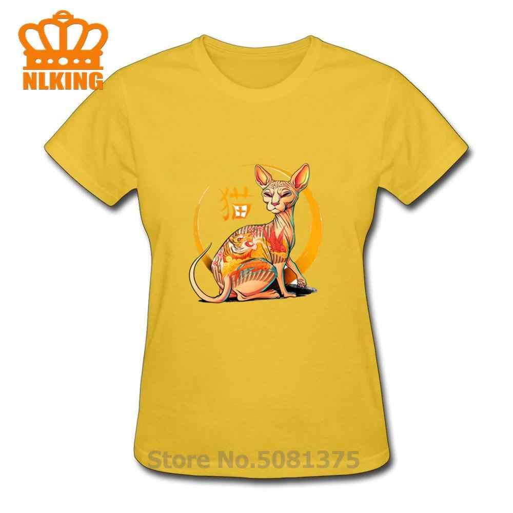 Mode Spiel Fans T Hemd Yakuza Katze kätzchen Baumwolle Frauen Kleidung Cooles Design Anime kitty Zeigen T-Shirt Marke Kleidung Tops tees