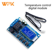 Temperature-Control-Switch Display Digital with Screen ZZ-T01 1pcs Heating And