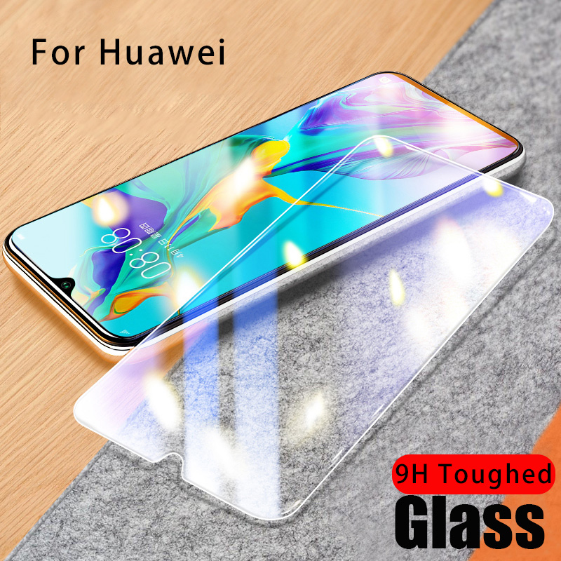 For Huawei Y5 Prime 2018 Protective Glass For Huawei Y5 2019 Screen Protector 9H HD For Huawei Y3 2017 Tempered Glass