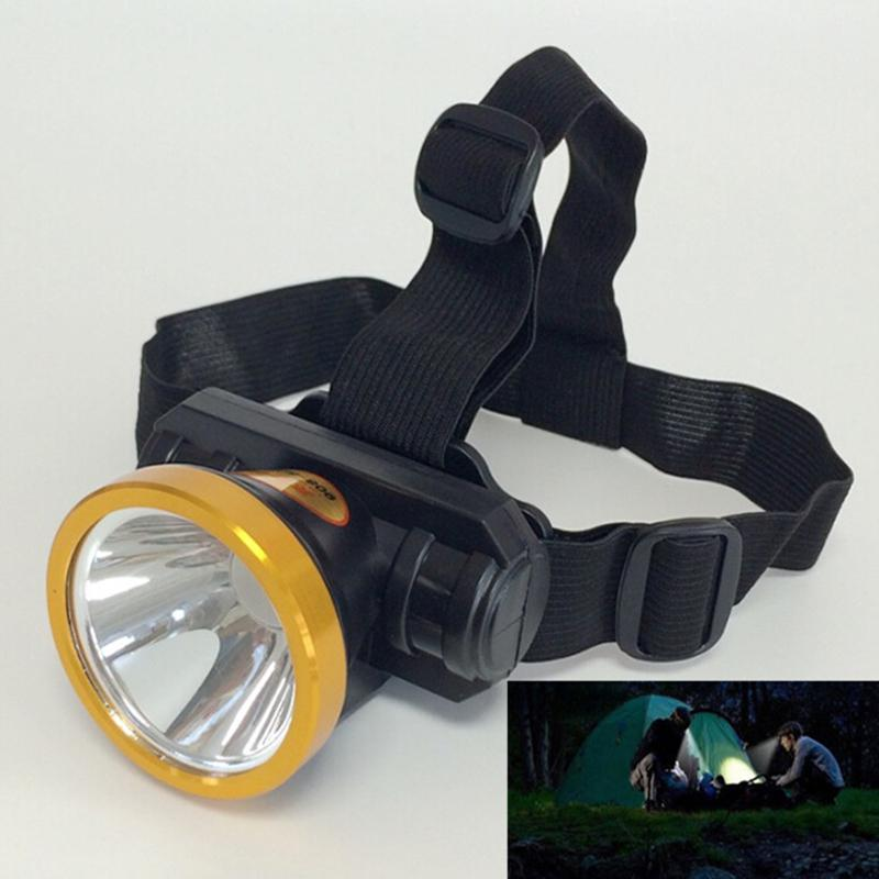 HobbyLane 50W LED Mini Headlamp USB Charging Outdoor Camping Fishing Headlights Work Maintenance Searchlight Lantern Flashlight in Fishing Tools from Sports Entertainment