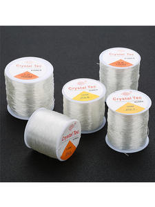 Cords Wire-String Jewelry Beading Thread Making-Supply Elastic-Line Stretch Crystal DIY