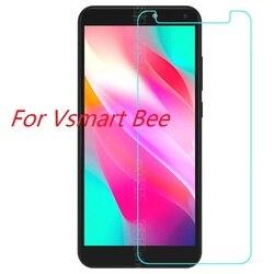 На Алиэкспресс купить стекло для смартфона for v smart bee glass for vsmart bee 2.5d 9h premium screen protector toughened glass film explosion-proof