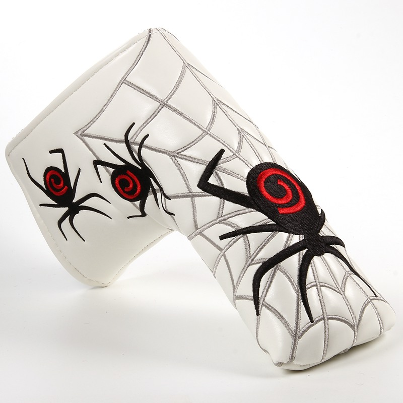 New Spider with Silver Web Golf