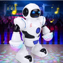 Intelligent Robot Multi-function Charging Children's Toy Dancing Remote Control Gesture Sensor Toy Gift for children Control new intelligent rc robot funny indoor outdoor game toys 2 4g dancing battle model toy multi function remote control robots