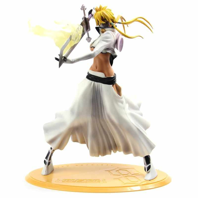 Anime 32 Cm Bleach Figuur Arrancar Tercera Espada Tear Halibel Sexy Girl Pvc Figure Model Speelgoed Voor Collection Gift