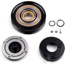 for Honda Odyssey AC A/C Compressor Clutch Kit 2005-2007 Ridgeline 2006-2008