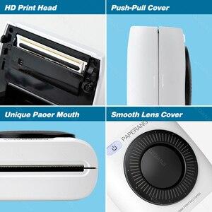 Image 5 - Tasca Mini Stampante Fotografica Portatile Stampante Termica Bluetooth Etichetta Adesiva Macchina per il Mobile Android iOS Finestre PAPERANG P2
