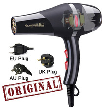 2400W Professional Hair Dryer High Power Styling Tools Blow Dryer Hot and Cold EU Plug Hairdryer 220 240V Machine