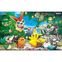 Игровой коврик takara tomy pokemon trading card playmat aimal