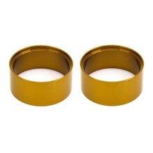 Ottone 2.2 anello Beadlock cerchione contrappeso interno bilanciamento peso per assiale SCX10 90046 Axial 03007 Traxxas Trx4