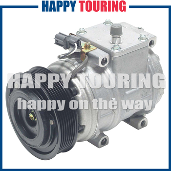 A/C AC Air Conditioning Compressor For Land Rover Discovery Range Rover471-1360 JPB101330 447170-5060 4472609040 CO 11120C 97334