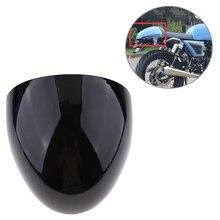 1 sztuka motocykl ABS osłona tylnego siedzenia pokrywa obudowa dla uchwyty Retro kawowe Racer motocykl tylne siedzenie Fairing pokrywa Cowl Cafe racer