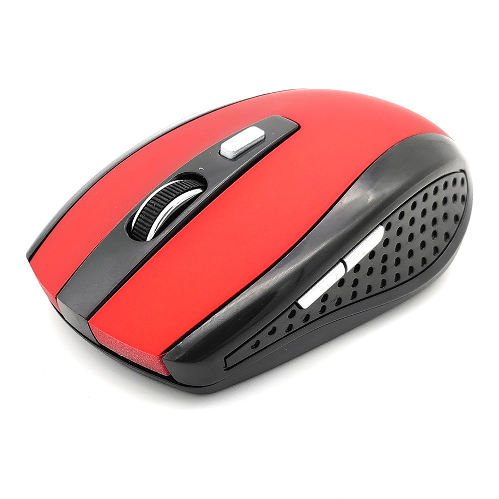 Hot Selling 2.4Ghz Wireless Game Mouse 2000 DPI Optical PC Mause With USB Receiver Mice for PC Laptop 2