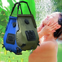 Water Bags For Outdoor Camping Hiking Solar Shower Bag 20L H