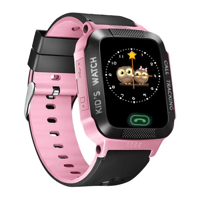 Children Touch Color Screen Smart Watch Remote Camera 3