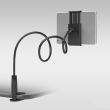 Durable Lazy Phone Holder Universal Mobile Stand 360 Degree Flexible Rotate Tablet Mount Bracket