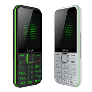 WCDMA 3G Bar Feature Mobile Phone Samgle F9 Hulk 2.8