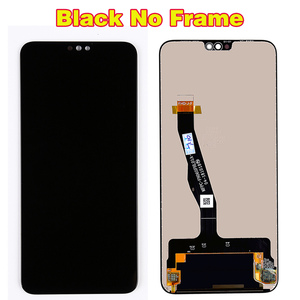 Image 5 - Original Huawei Honor 8X LCD Display JSN L21 JSN L42 JSN AL00 JSN L22 Touch Screen Dizigiter Assembly Frame Honor 8X LCD Part