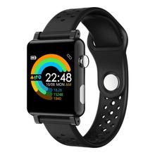 B71 Smart Watch ECG PPG Heart Rate Monitor Blood Pressure Sports Pedometer Sleep Monitor Call SMS Reminder Smartwatch Waterproof