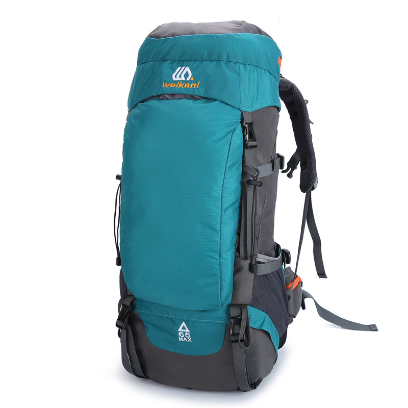 65L Waterproof Unisex Men Backpack Travel Pack Bags Sports Pack Outdoor Mountaineering Hiking Climbing Camping Backpack For Male