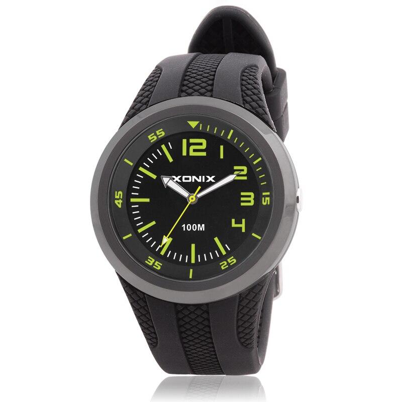 2019  Men Women Top Brand Luxury Casual Clock Ladies Wrist Watch Silicon Band Stainless Steel Bezel Watches Relogio Feminino UH