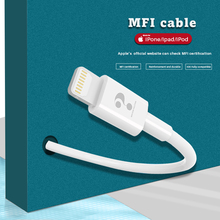 MFi Fast Charging USB Cable for iPhone X Xs Max XR 2.4A USB Charger Data Cable for iPhone Cable 8 7 6 Plus USB Charging Cord стоимость