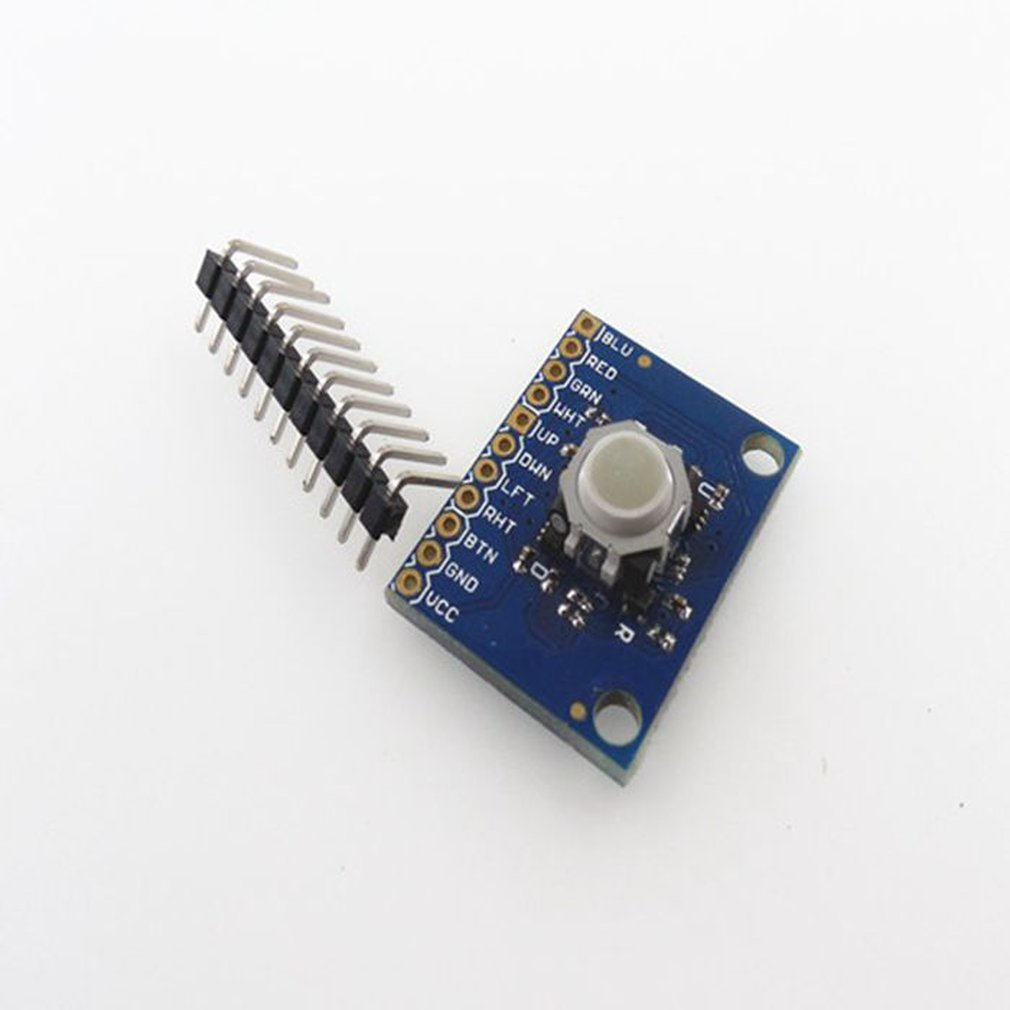 Fannyda Track Ball Sensor 360 Degree Track Ball Module