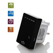 300mbps wirless wifi roteador repetidor extensor de alcance mini wireless-n ponte ponto de acesso amplo roteador extensor ue/eua/reino unido plug