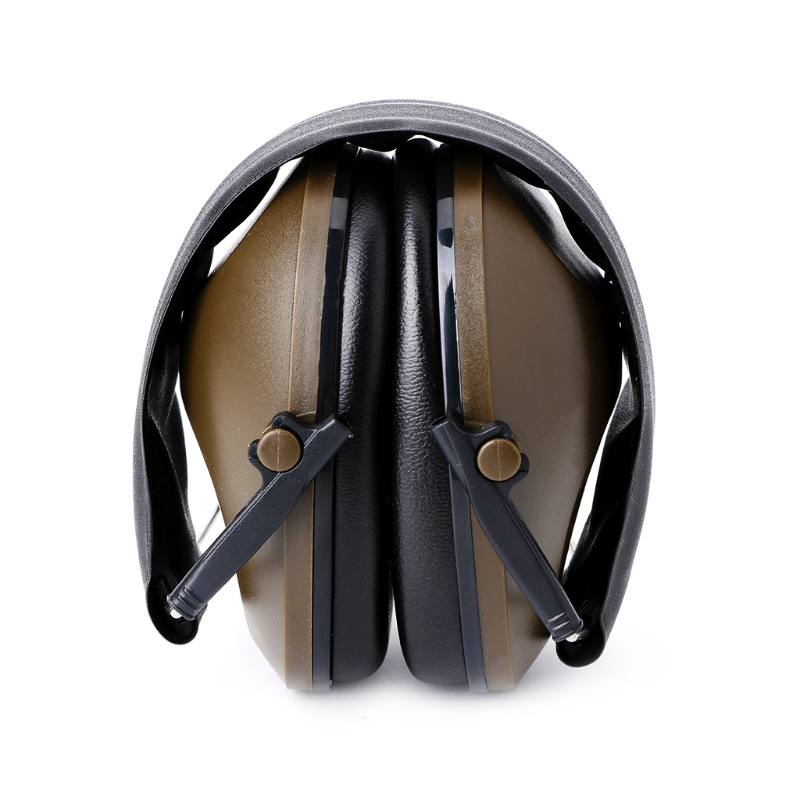 Foldable Hearing Protection Shooting Sports Ear Muffs Noise Cancelling Earmuff D08B