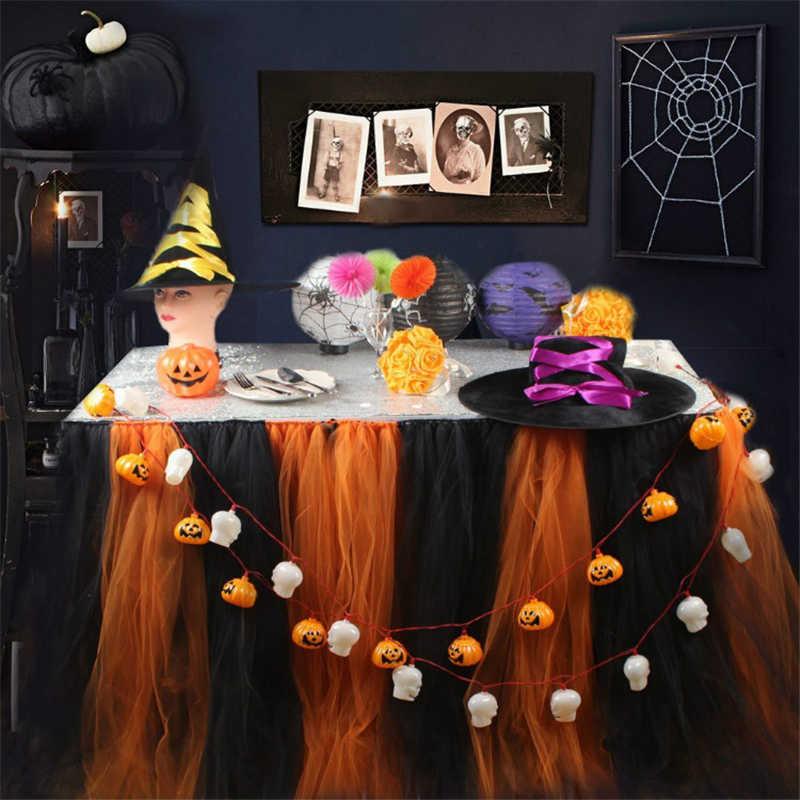 Настольная юбка, Тюлевая посуда, юбка-пачка для детской вечеринки, юбка-русалка, единорог, аксессуары для вечерние, домашний текстиль gu47