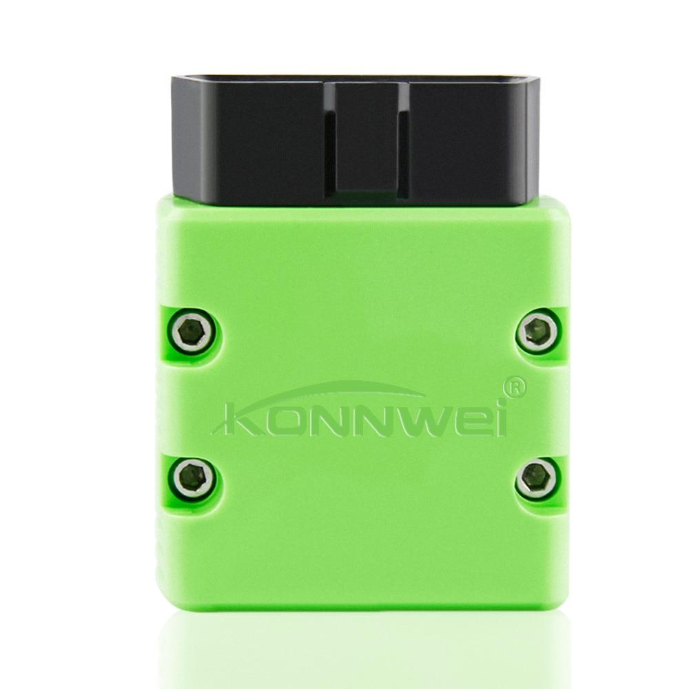 KONNWEI ELM327 V1 5 OBD2 Scanner KW902 Bluetooth Autoscanner PIC18f25k80 MINI ELM 327 OBDII KW902 Code Innrech Market.com