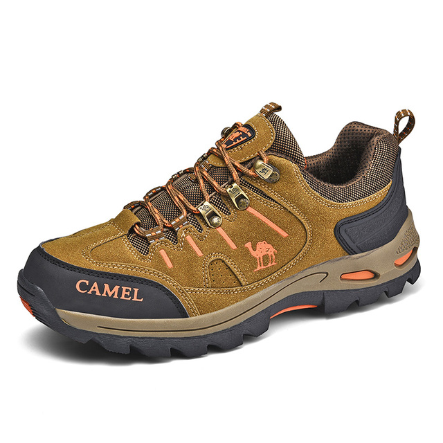 Autumn Winter New Hiking Shoes Men