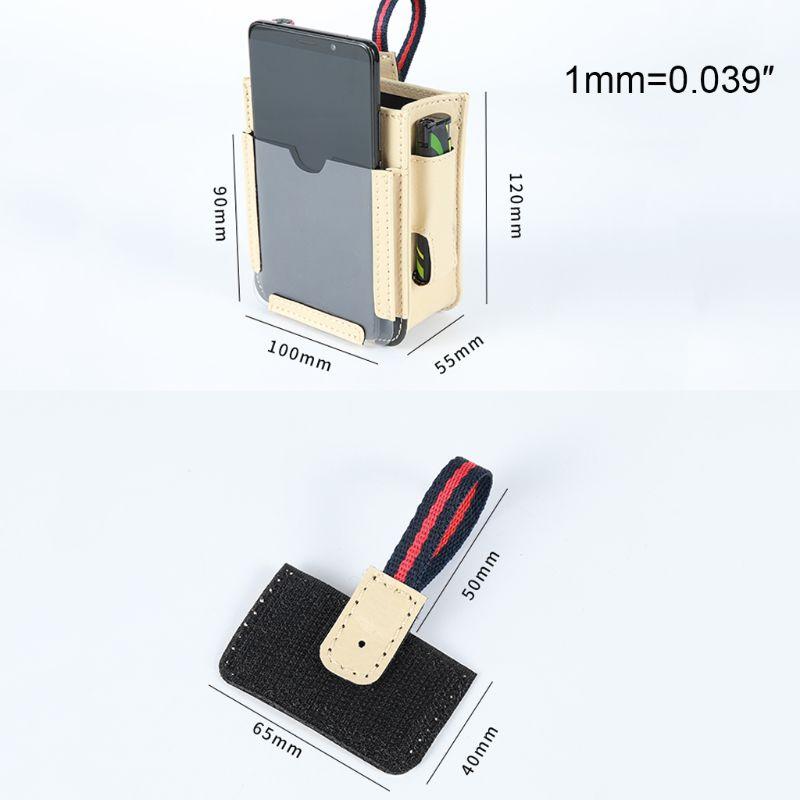 Multifunctional Car Pocket Automotive Air Vent Mobile Phone Pens Storage Pouch Wholesale